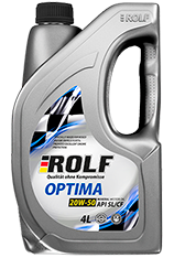 Motor oil ROLF OPTIMA 20W-50 SL/CF