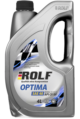 ROLF Optima SAE 40 API CF / SF